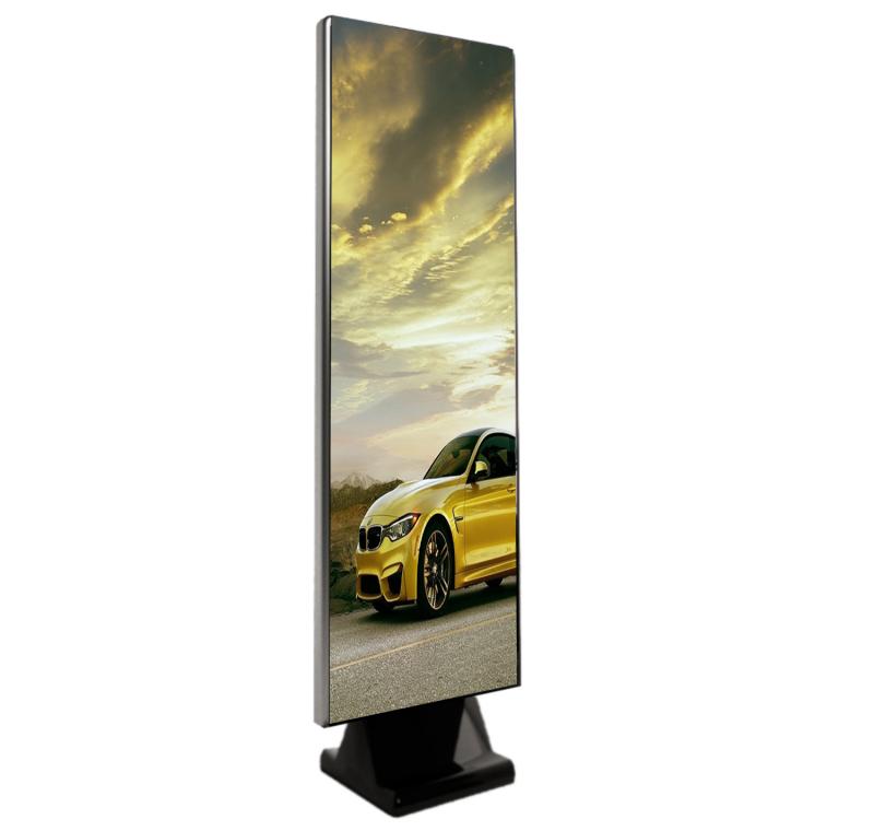 Вертикальный светодиодный экран