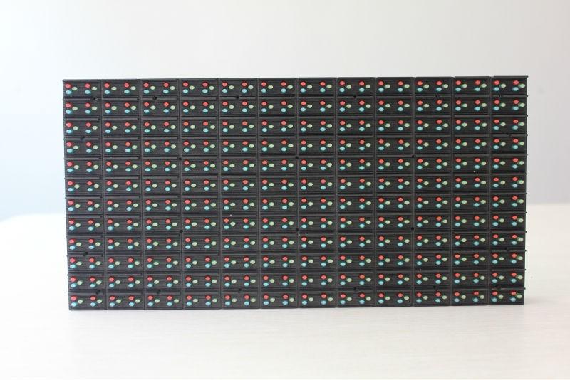 Модуль P16RGB Видеомодуль