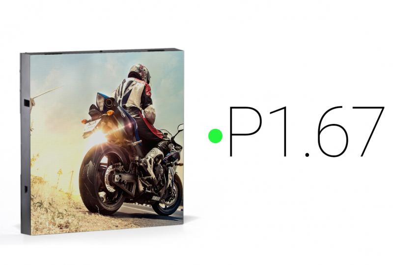 Светодиодный экран для помещений P1.67