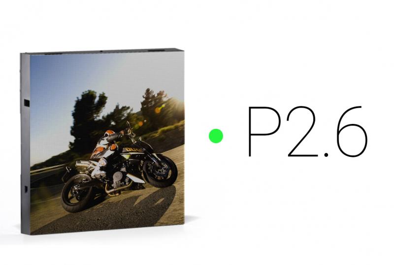 Светодиодный экран для помещений P2.6