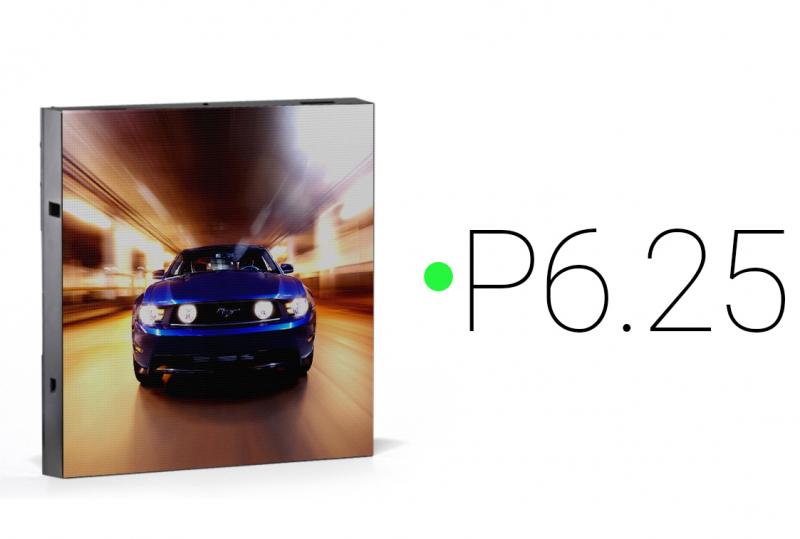 Светодиодный экран для помещений P6.25