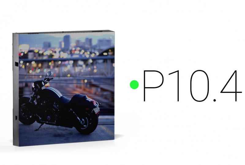 Светодиодный экран для помещений P10.4