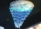 Светодиодная люстра, диаметр 500 мм, высота 500 мм