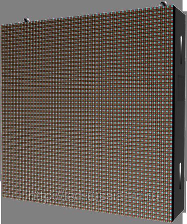 Светодиодный экран Уличный P16