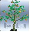 Светодиодное дерево LD-F576