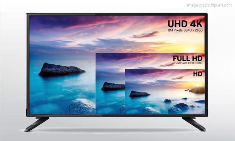 Рекламный телевизор HD