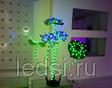 Светодиодное дерево 'Лотус 2' 85/75 см