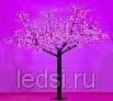 Светодиодное дерево 'Peach tree 8' 300/220 см