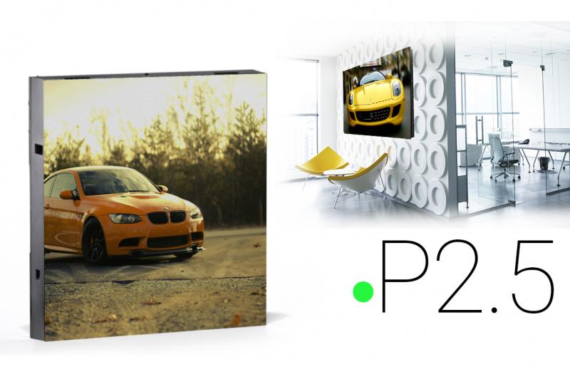 Светодиодный экран для помещений P2.5