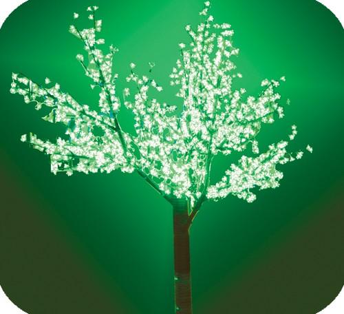 Светодиодное дерево зеленое VST-4320L
