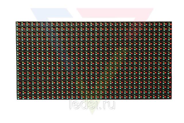 Светодиодный модуль DIP P16 RGB