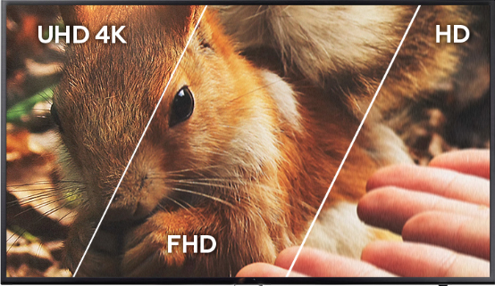 Рекламный телевизор FHD