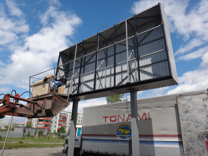 Светодиодный экран г. Красноярск