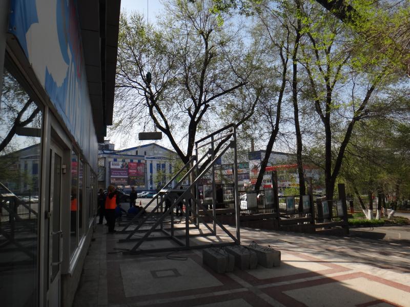 Видеоэкран г. Владивосток