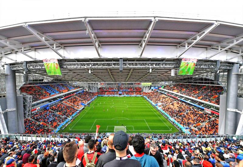 "Стадион ""Арена"" FIFA 18"
