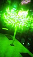 Светодиодное дерево зеленое LD-W1512L