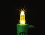 """Гирлянда """"Твин"""" с заменяемыми светодиодами, интерьерная: желтая, белая"""