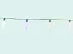 """Гирлянда с насадками """"Светодиодные сосульки"""", 20 метров"""