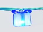 """Гирлянда со светодиодными насадками """"Сюрприз"""", 10 метров"""