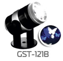 """Светодиодная система Funray GST121-B """"Эффект бабочки"""", белый/синий"""