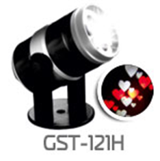 """Светодиодная система Funray GST121-H """"Сердцебиение"""",  белый/красный"""
