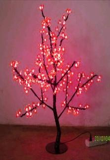 """Световое дерево """"Фуксия"""", высота 0,8 м"""