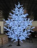 """Световое дерево          """"Цветущая орхидея"""",                         высота 4,5 м"""