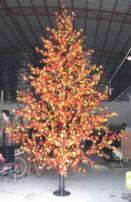 """Световое дерево          """"Горная вишня"""",                 высота 6,0 м"""