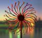 """Световой фонтан """"Цветной ветер"""",                 высота 2,0 м"""