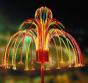 """Световой фонтан """"Калейдоскоп"""",                 высота 2,8 м"""