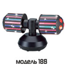 Диско-шар 220V 34W Funray-188 настольный