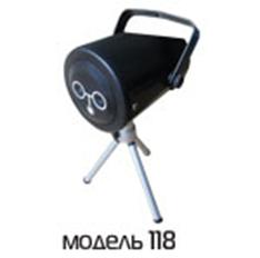 """Лазерная система Funray GST-118 """"Космический туннель"""" , 3D эффект, с бл. пит."""