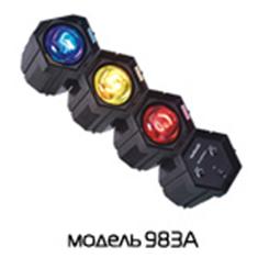 Цветомузыка 220V 40W Funray-983А  (шт.) лампы накаливания